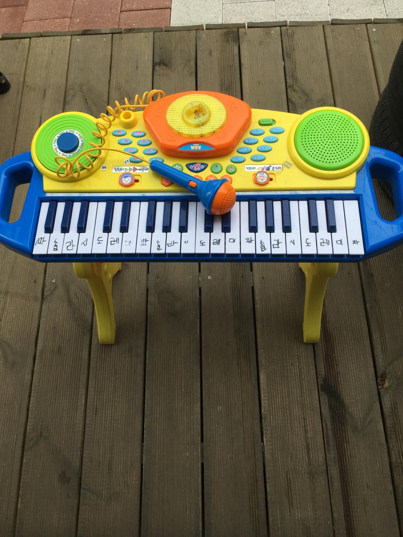 뽀로로 피아노 무나 합니다