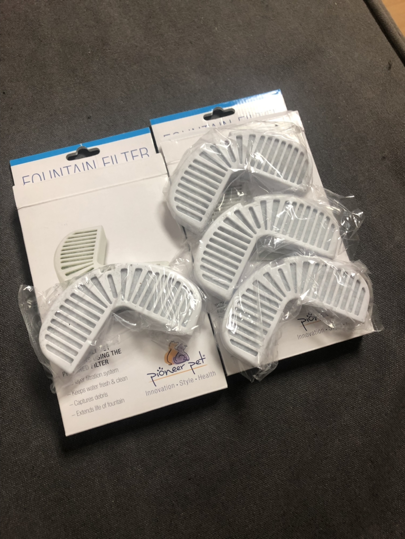 파이오니아 정수기 필터(4P)-스텐레스&세라믹 전용필터