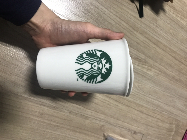 2018년 스타벅스 DW 아이코닉 사이렌 머그 237ml