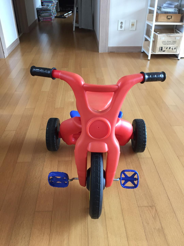 유아 세발 자전거
