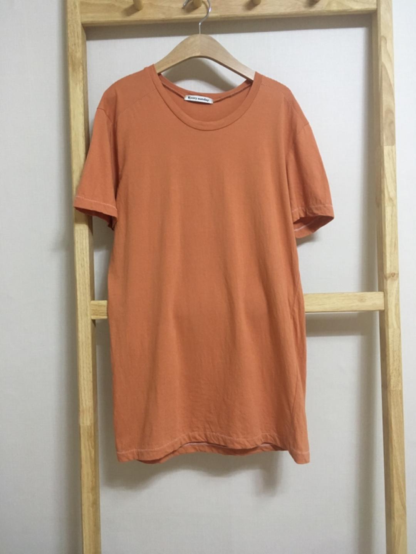 스티치가포인트인기본티셔츠