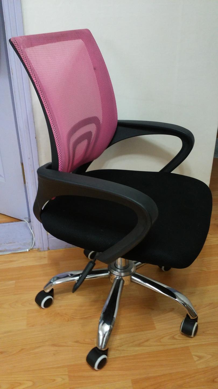 학생 메쉬 의자