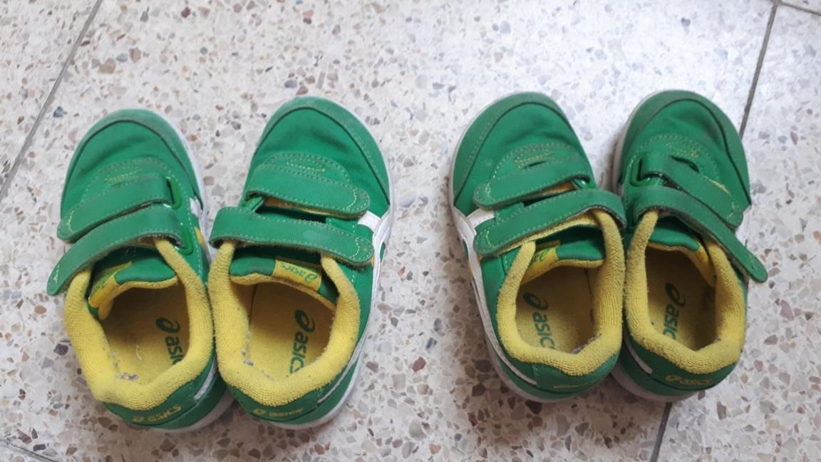 140부터 180까지 다양한 남녀 신발