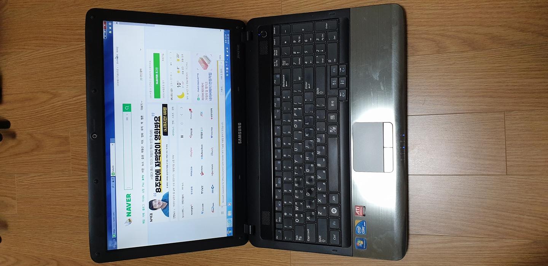 삼성노트북 R540 (i5, ssd 장착)