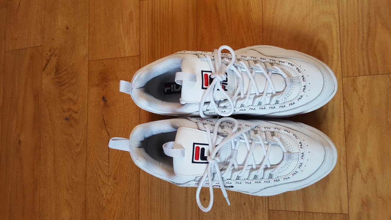 fila 신발