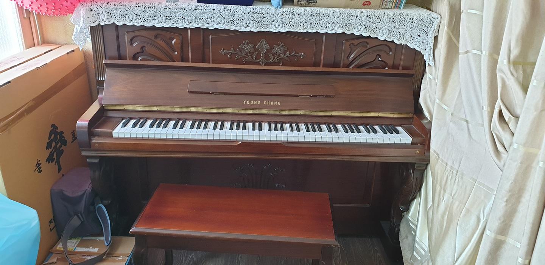 영창피아노 U121  판매함니다.