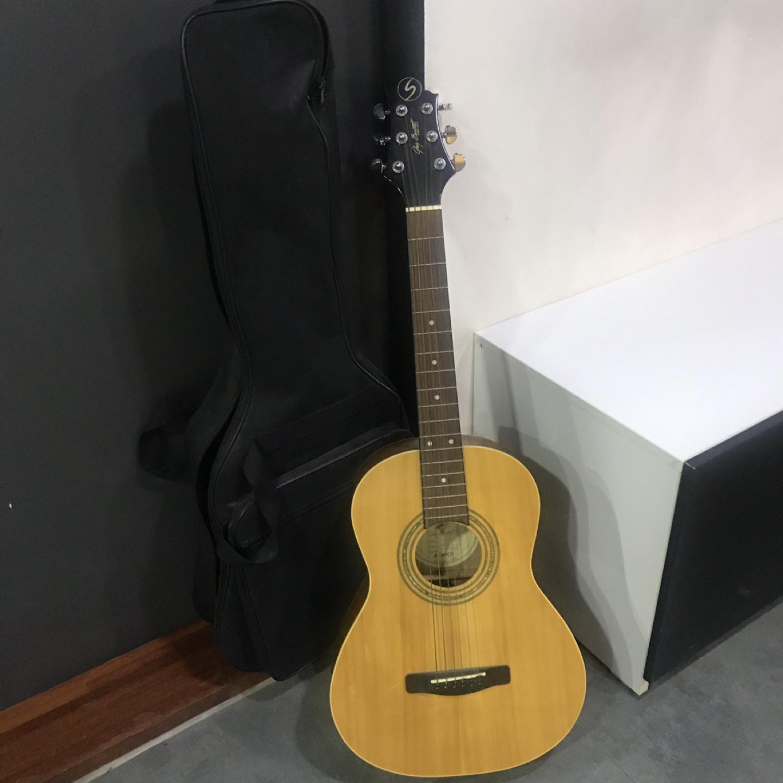 삼익기타 연습용 기타 미니기타