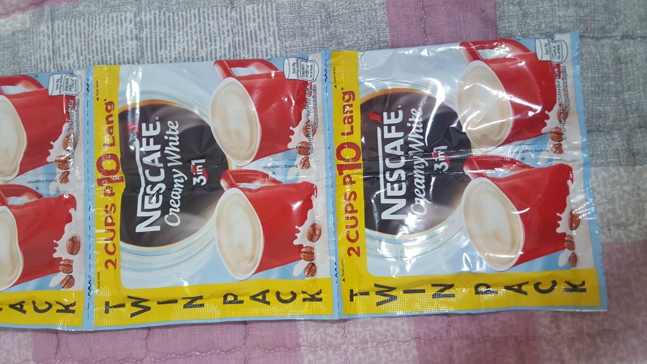 네스카페 믹스 크리미화이트 판매합니다.