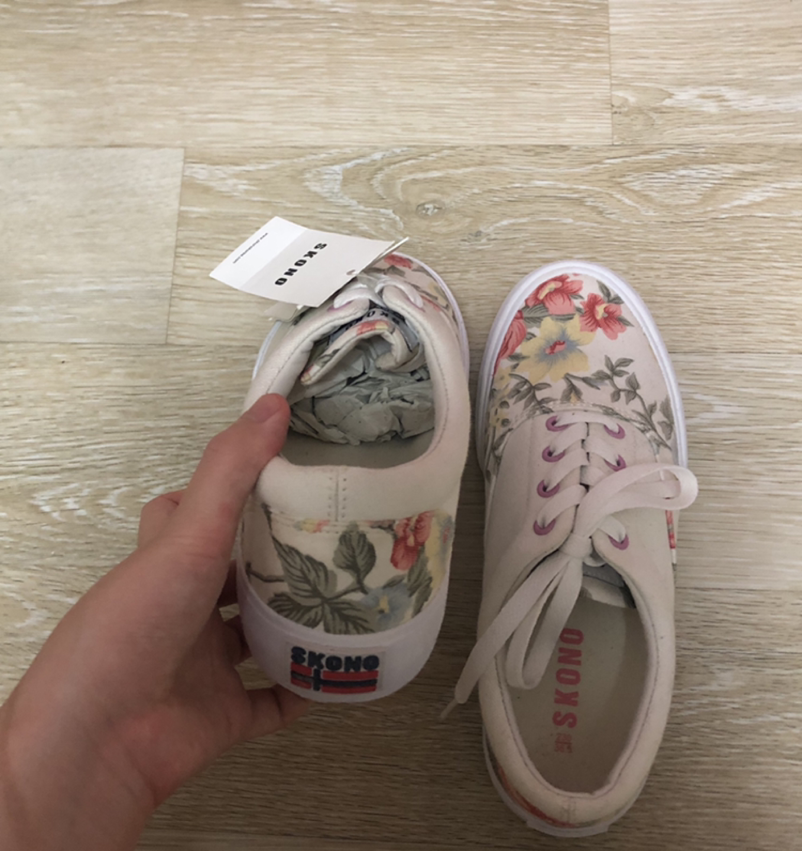 스코노 신발 운동화 꽃신