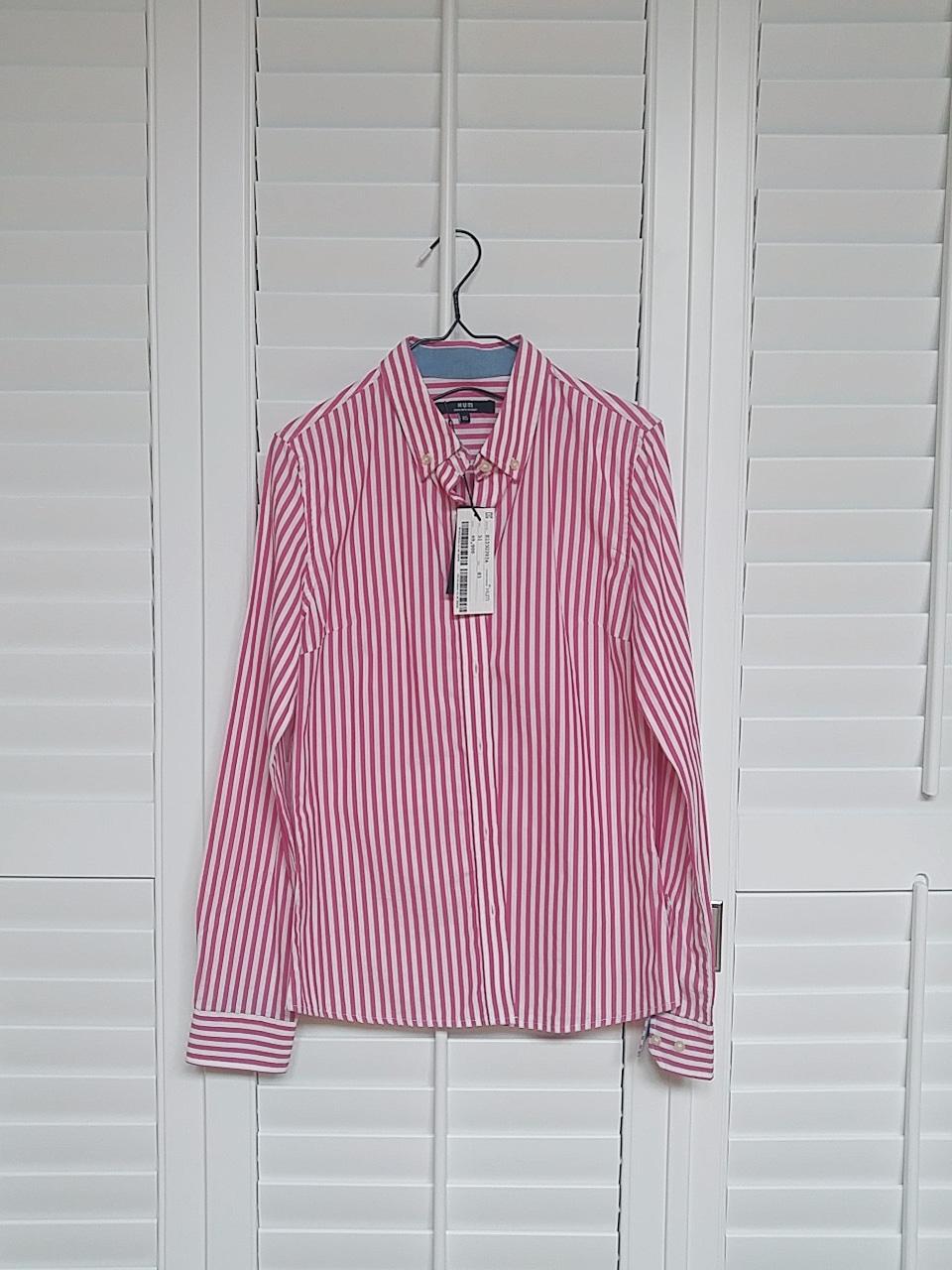 새옷)가격내림9000☞7000 흄 줄무늬 셔츠55