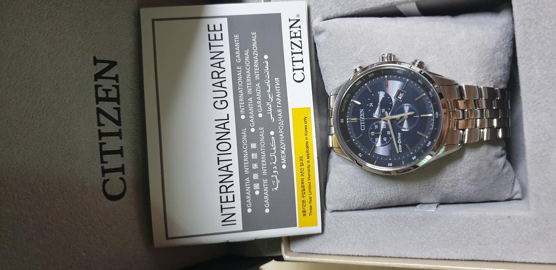 급매)정품시티즌at2140-55l 팝니다 가격다운