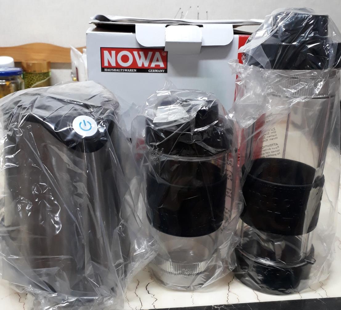 NOWA 텀블러 독일 믹서기