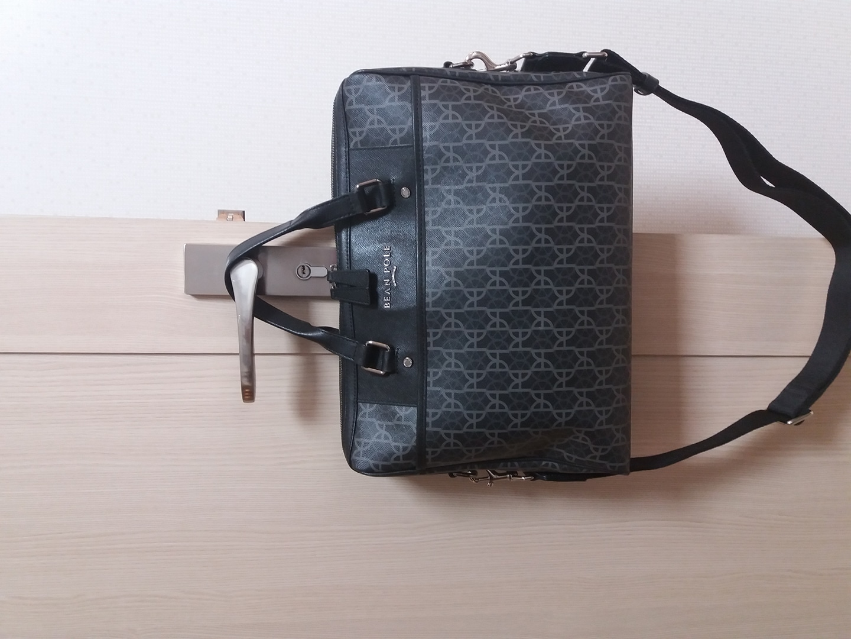 정품) 빈폴 남성 셔류 가방