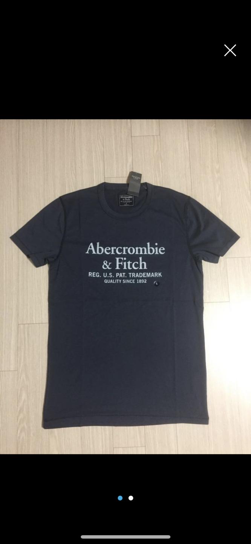 에버크롬비 티셔츠