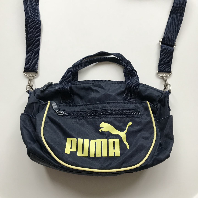 PUMA 크로스 미니 운동 가방