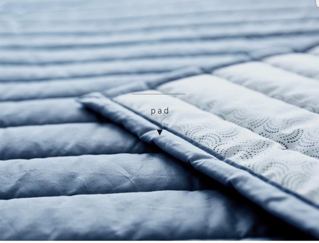 침대 패드 새상품