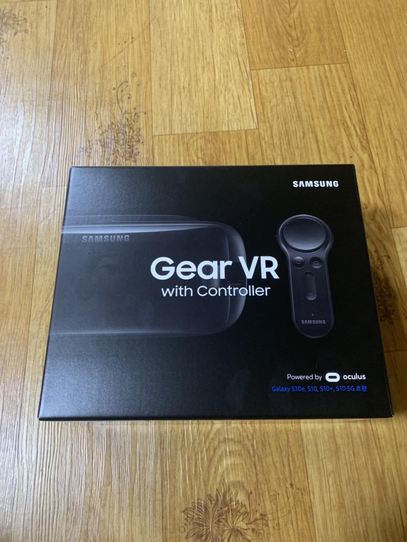 삼성 기어 VR 새상품입니다