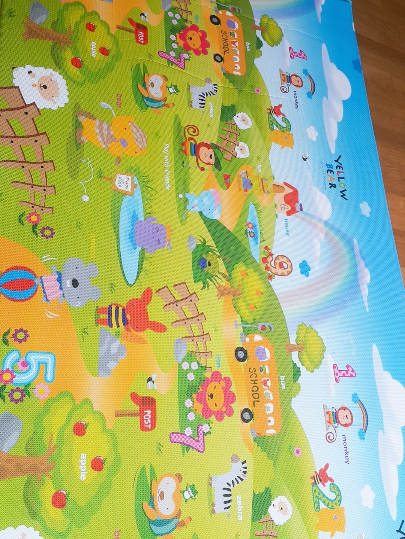 유아매트 LG하우시스 정품 매트(140×210×1.8) 양면형