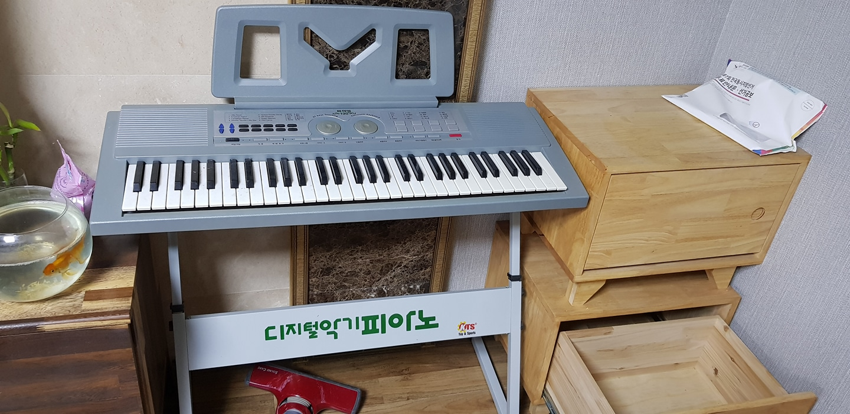 악기, 피아노, 전자피아노