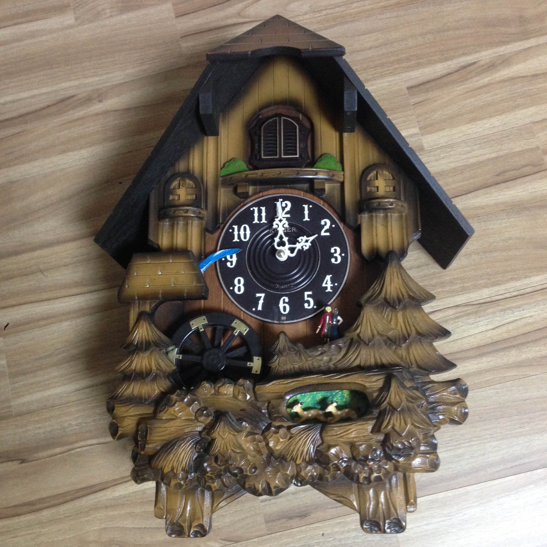 카이저 뻐꾸기 시계(고장품)