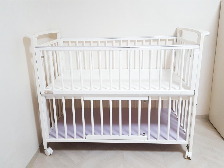 아기침대 신생아침대