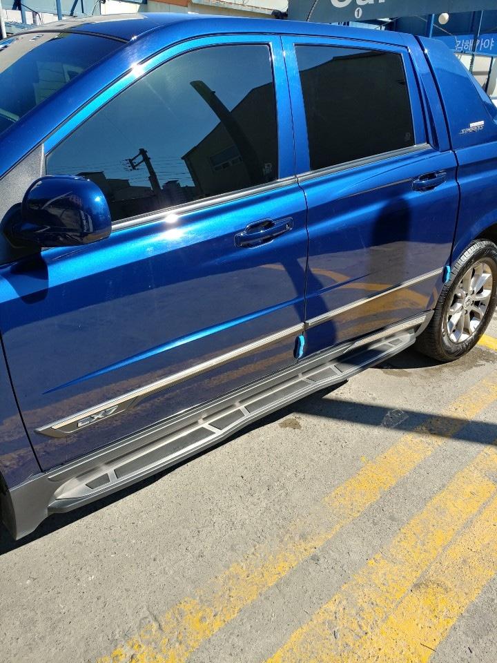 코란도스포츠(CX7 4WD 비전)