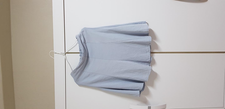 치마+(티셔츠)