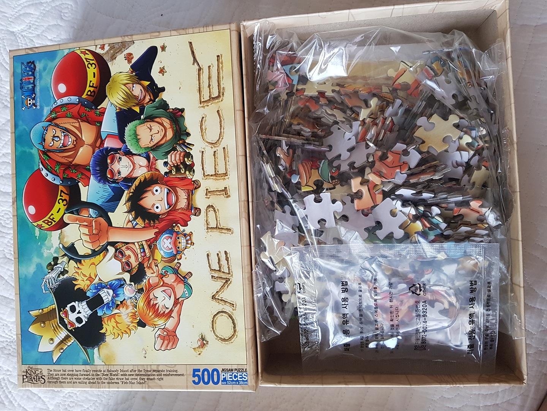 직소퍼즐 퍼즐 원피스퍼즐 눈의왕국퍼즐