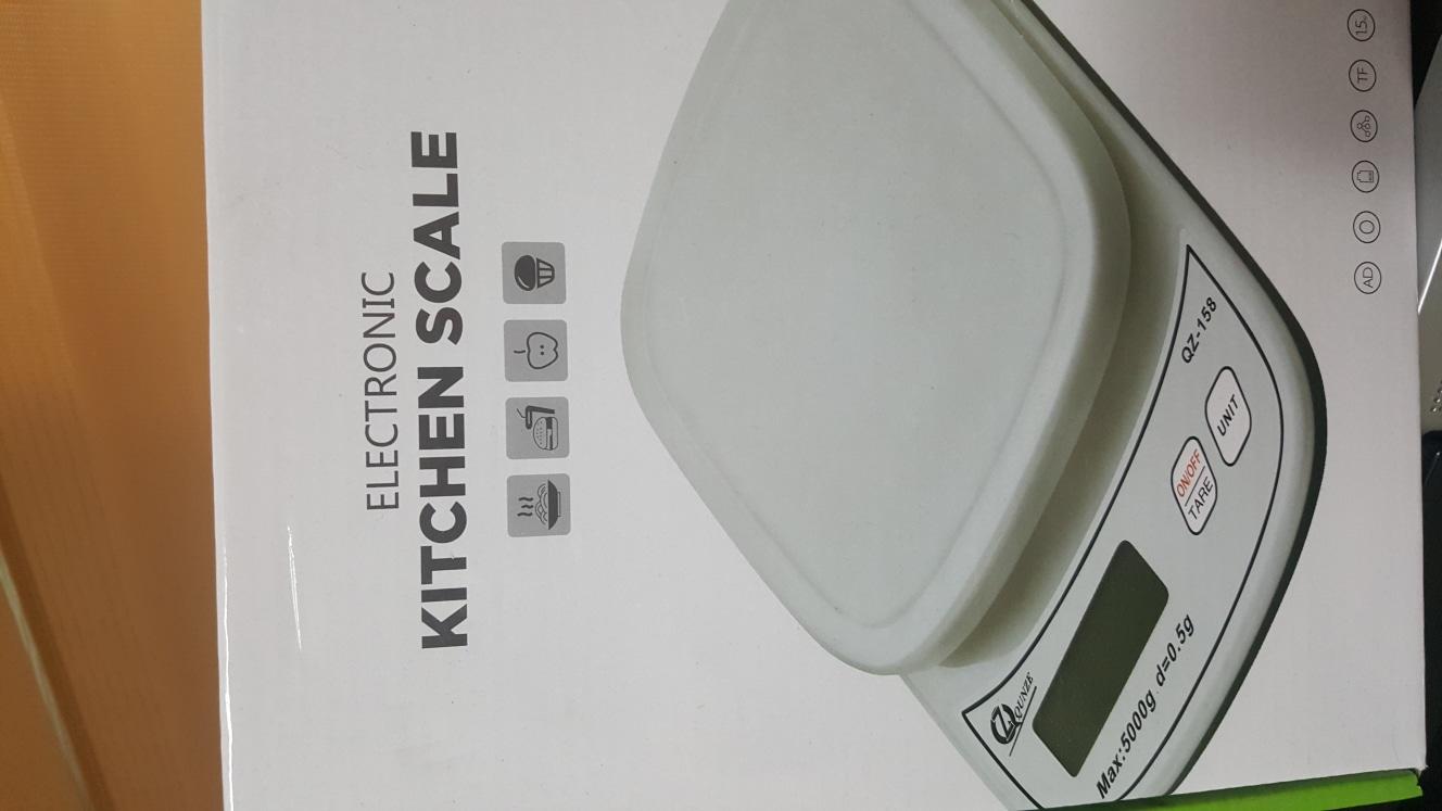 주방용저울 새상품