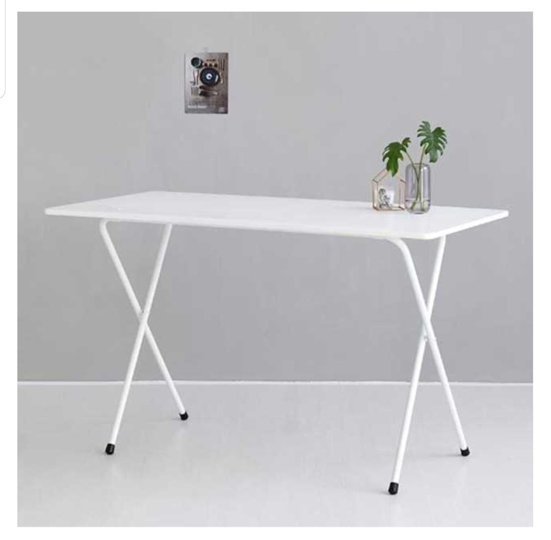 마켓비 GOSI 접이식 테이블 화이트