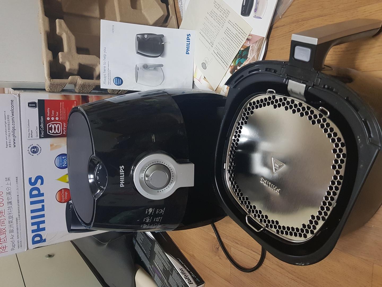 [에어프라이기] 필립스 에어프라이기(모델명 HD9228) 7만5천원