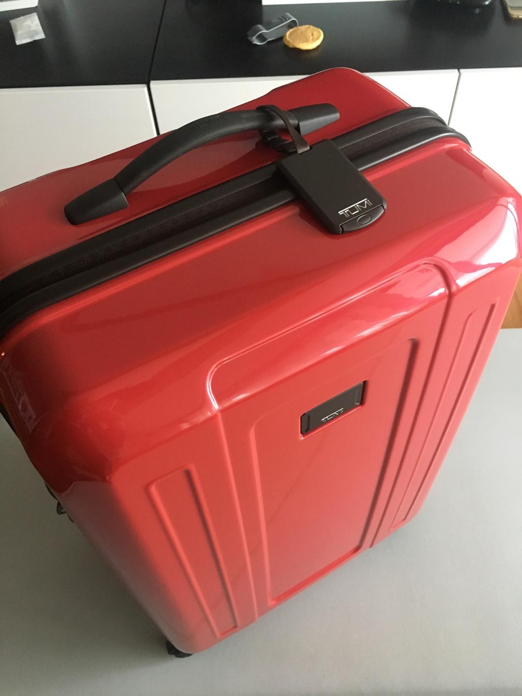 투미 케리어/ 여행 가방/ tumi /하드 케리어/red