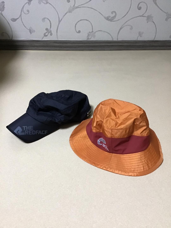 네팔모자 &레드페이스 모자