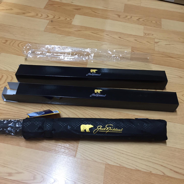 [잭니클라우스] 우산(미사용, 새제품) 일괄 판매