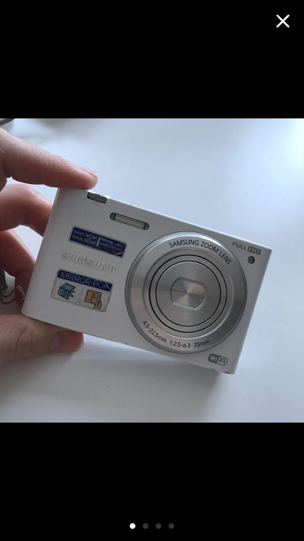 디카 카메라 삼성 뉴미러팝