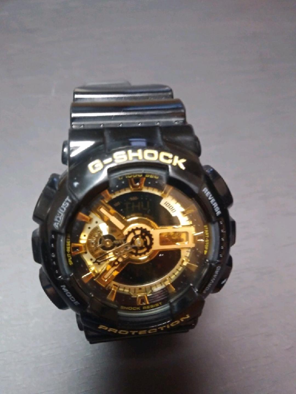 지샥 시계 팔아요