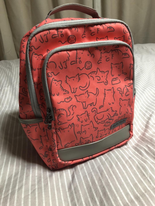 7~8세 컬리수 소풍가방