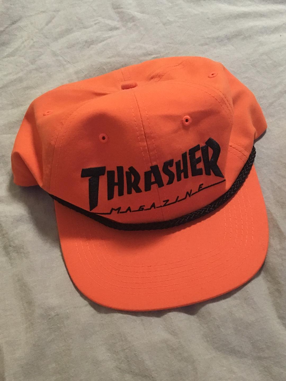 thrasher 캠프캡