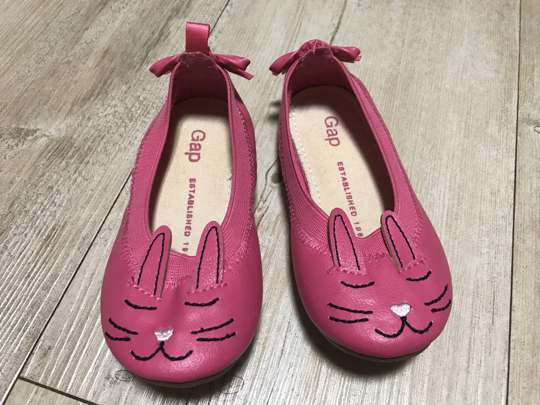 갭 토끼 핑크 신발 사이즈 7
