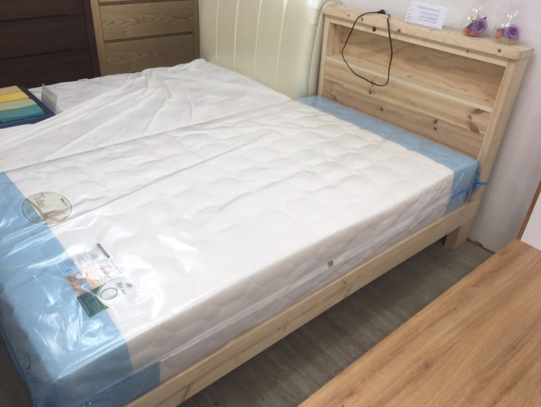 SS 소나무 원목 침대프레임
