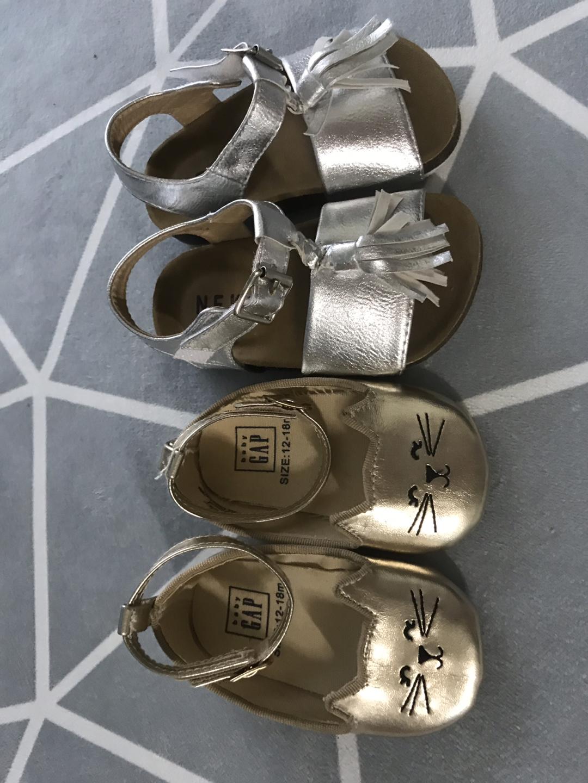 여아 봄여름 신발 120 140
