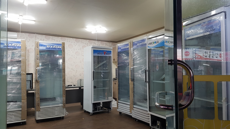신일냉동 업소용냉장고수리판매 음료냉장고 20만원무료설치배송