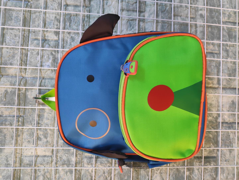 강아지 케릭터 가방