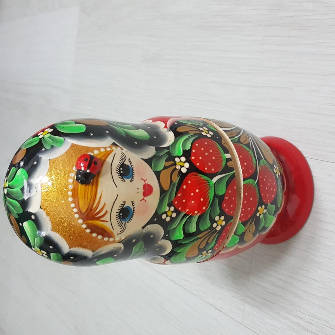 러시아 목각인형