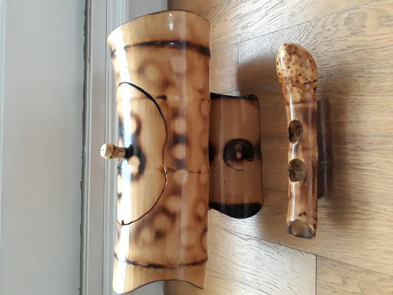 대나무  공예품