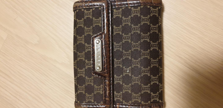 셀린느반지갑