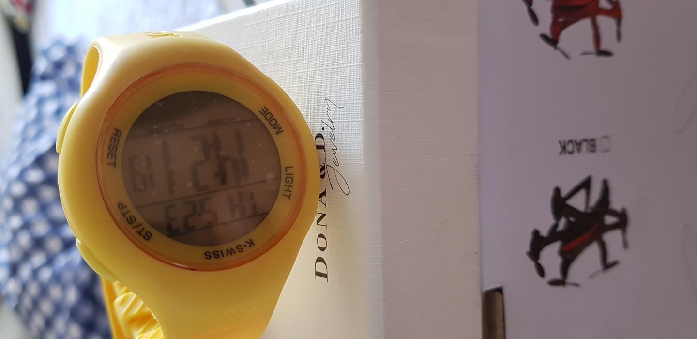 케이스위스전자젤리시계