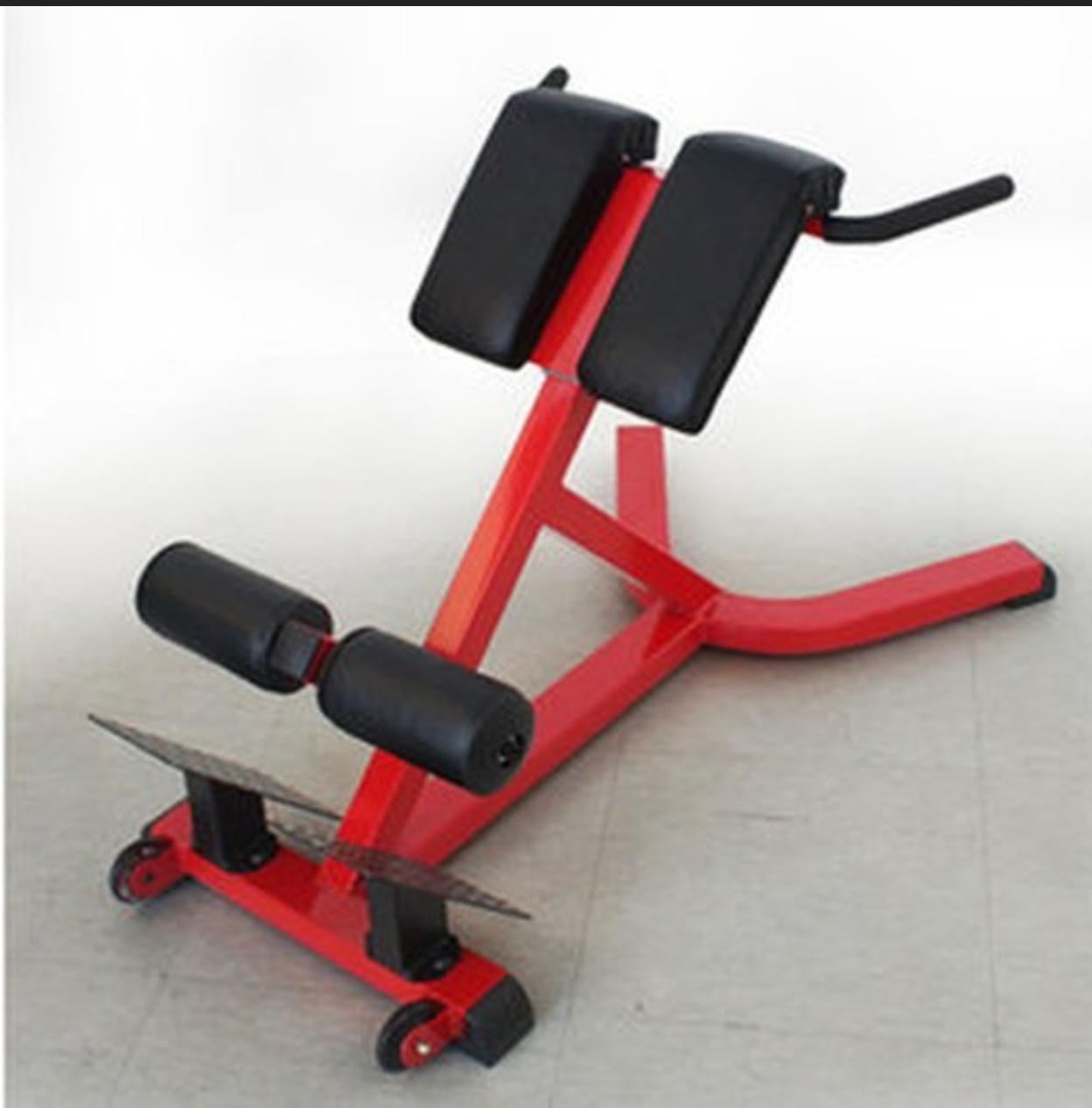 웨이트닝기구,등운동,코어운동,허리운동기구
