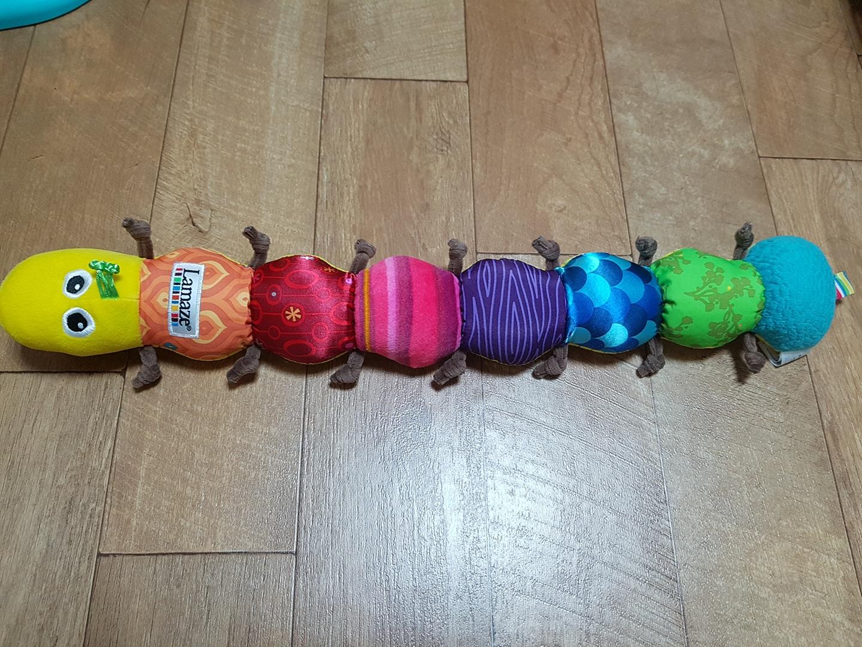 라마즈 애벌레+ 촉감책