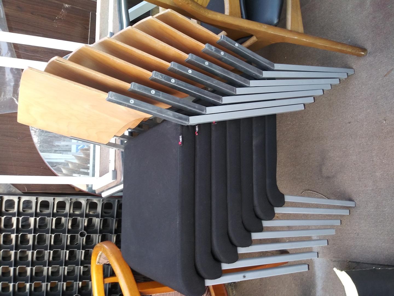 한샘 의자 7개 있어요